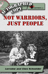 Not Warriors, Just People